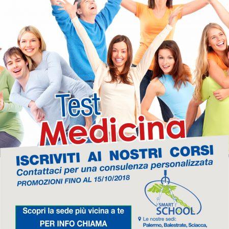 Preparazione per il test di accesso a Medicina