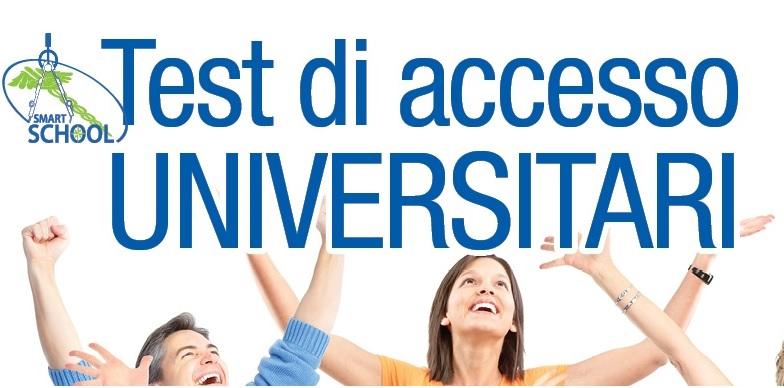 Preparazione test universitari A.A. 2019 – 2020