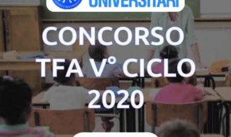 TFA V° CICLO 2020