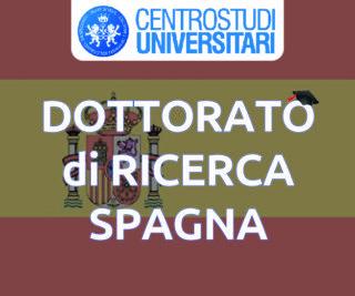 Dottorato in SPAGNA